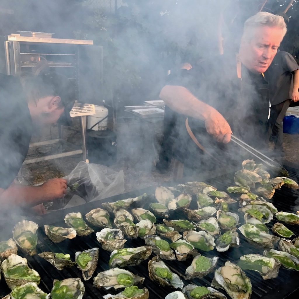 Clausen Paddy BBQ Oyster